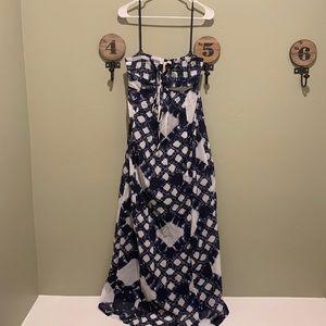 BCBGeneration strapless maxi dress
